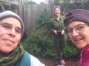 Chaya's Garden - the family